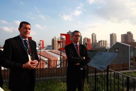 El Pabellón de Madrid cierra su presencia en la Expo con cuatro millones de visitantes