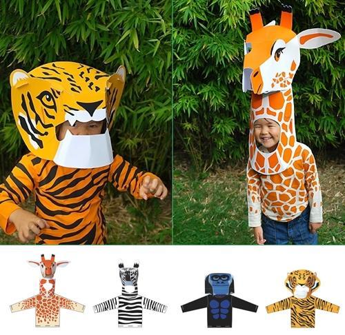 disfraces infantiles Disfraces infantiles de animales de Coq en Pâte