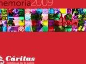 Cáritas española destinó millones 2009 para ayudar 6,25 personas
