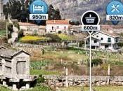 "Aplicación móvil geolocalización ""BBVA camino Santiago"""