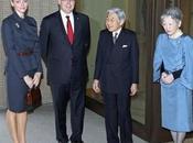 Charlene Wittstock causa sensación Japón impecable estilo