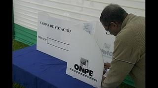 EL COMERCIO: POSIBLES ALIANZAS POLÍTICAS PARA LAS PRESIDENCIALES