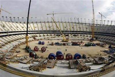 La UEFA toma medidas por las acusaciones de la Eurocopa 2012