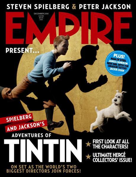 Primeras imágenes de Las aventuras de Tintín: El secreto del Unicornio