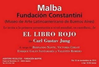 ¡EL LIBRO ROJO DE JUNG YA ESTÁ PUBLICADO EN CASTELLANO!