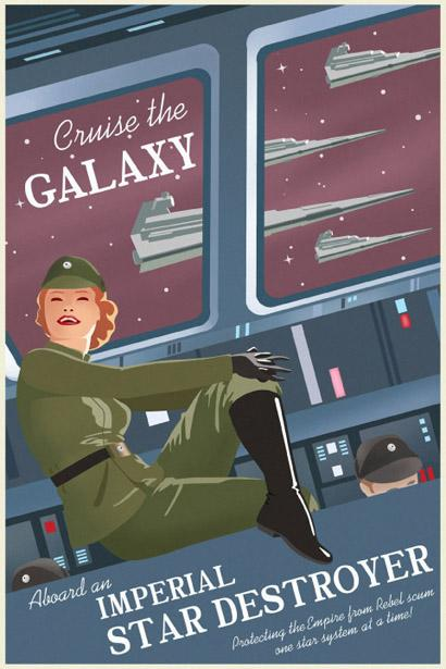 Steve Thomas – Carteles de Star Wars