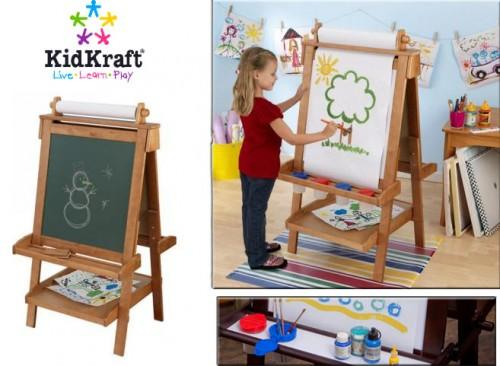 Caballete infantil para pintar paperblog - Soporte cuadros ikea ...