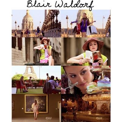Being Blair Waldorf