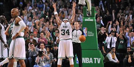 Paul Pierce alcanza los 20.000 puntos en la victoria ante los Milwaukee Bucks