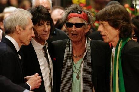 ¿Nuevo disco de los Rolling Stones en 2011? Según Keith Richards si