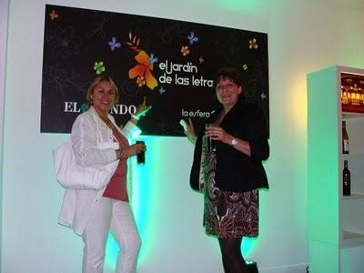 Megan y olivia en el jard n de las letras paperblog for El jardin de las letras