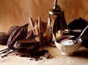 Taza chocolate para lluvioso