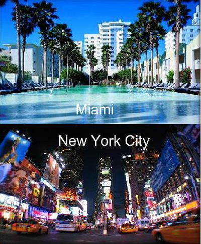 Dating in miami vs new york