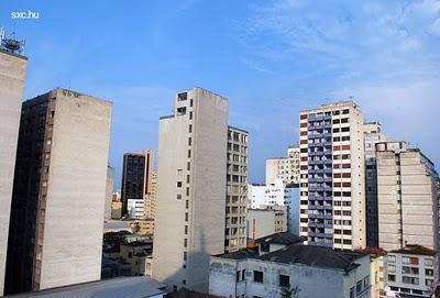 Los edificios de apartamentos