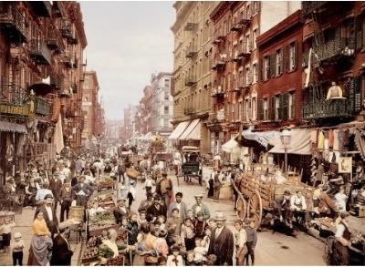 Nueva York: Retrato de una ciudad