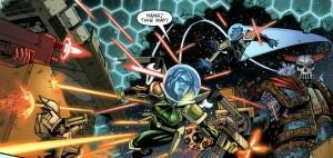 Reseñas Flash: Astonishing X-Men. S.W.O.R.D.