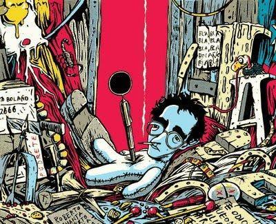 Bolaño en la Balada Literaria de Sao Paulo