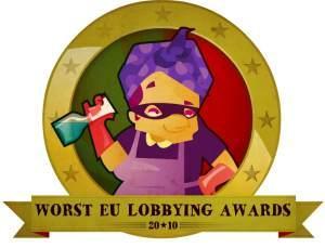 Premios a los Peores Lobbys Europeos 2010