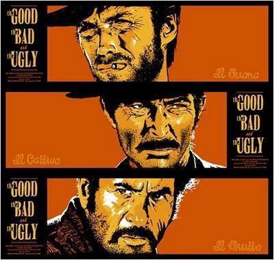 El bueno, el feo, el malo... y el que voló el puente dos veces