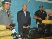 Ocupan libras marihuana Santo Domingo Este.