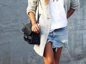 Street style inspiration; shorts time!!.-