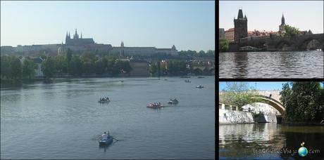 tus guias de viaje - praga - paseo por el Danubio