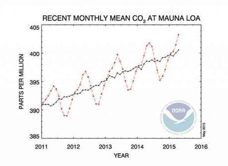 El Co2 culpable del Cambio Climático