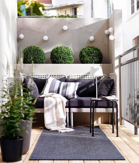 Ikea denuncia a todo aqu l que no disfrute de su terraza for Terrazas pequenas ikea