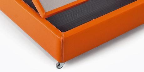 Por qu elegir un canape abatible para tu cama paperblog for Que es un canape