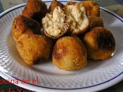 Croquetas picadillo queso roxu