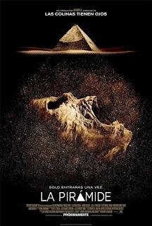 Póster: La pirámide (2014)