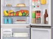 Tecnología Decoración nuevas refrigeradoras Panasonic