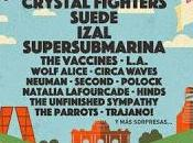 DCode Festival 2015: Smith, Crystal Fighters, Suede, Izal, Supersubmarina, Vaccines, Second, L.A...