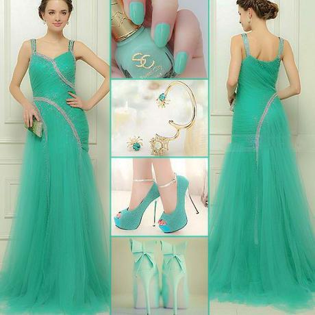 Te ense amos como ir vestida a una boda de noche de gala - Como ir a la maquinista ...