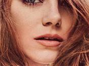 Emma Stone posa para Interview Magazine