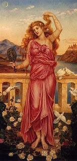 Helena de Troya. Evelyn de Morgan
