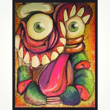 Concurso de arte adolescente blog