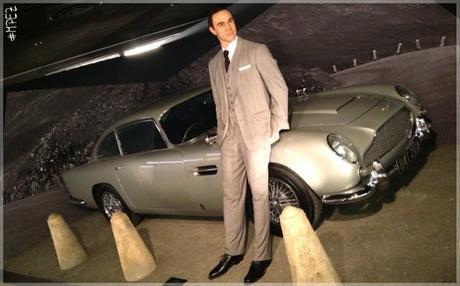 Diseñando 007: Cincuenta años de Estilo Bond.
