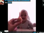 vídeo primer año: días segundos