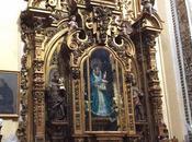 Iglesia convento Leandro (3): Capillas laterales.