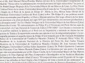 Reseña libro Felipe