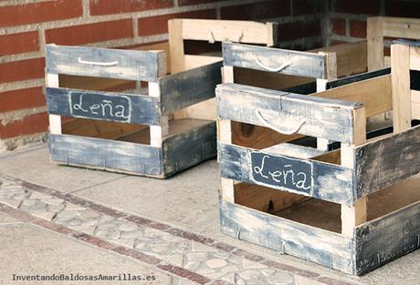 Decorar cajas de fruta de madera paperblog - Decorar cajas de madera de frutas ...