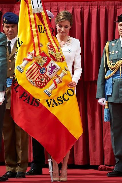 Mayoría de españoles no aprueba a Letizia