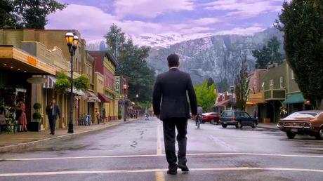 WAYWARD PINES -WHERE PARADISE IS HOME-
