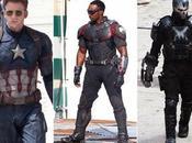 Fotos rodaje Capitán América, Guerra Civil