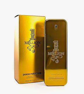 Paco Rabanne 1 Million EDT perfume para hombre (100 ml./3.4 oz.)