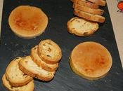 Foie caramelizado (tapas gourmet)