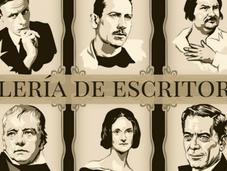 Galería retratos escritores