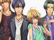 "Reseña Anime Yaoi ""Love Stage"""
