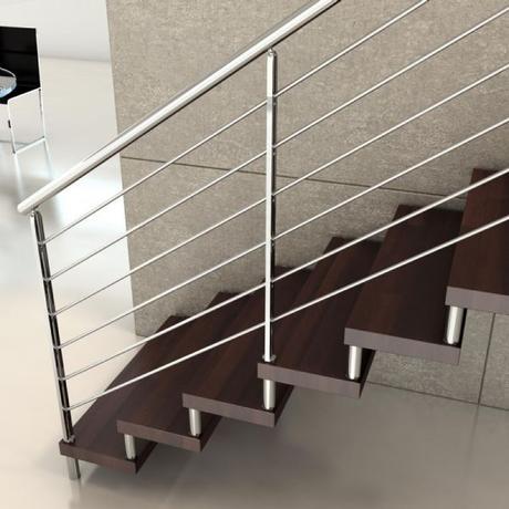 Escaleras Helicoidales Qu Las Diferencia De Las